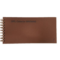 OPL Colorful 「BROWNS」